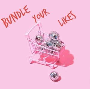🆒  Bundle your Likes ✔ and $ave